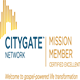 CityGate Network Mission Member